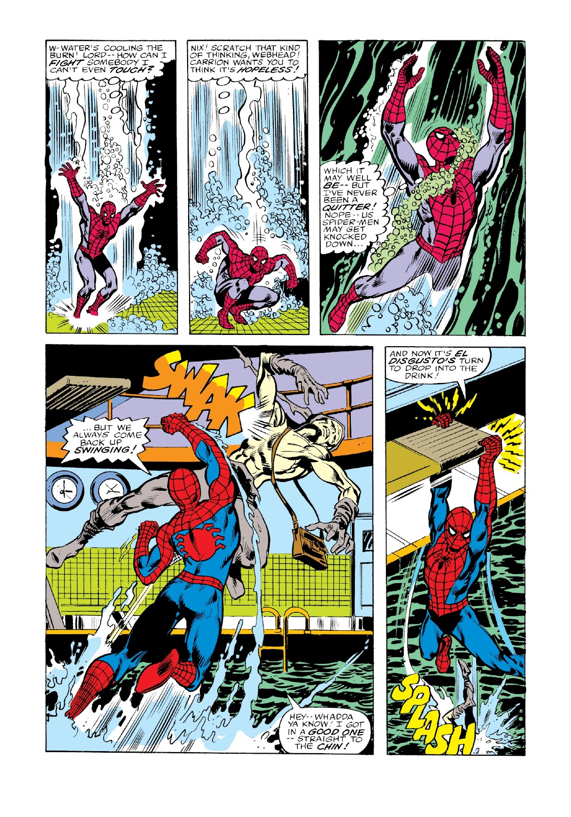 Read online Marvel Masterworks: The Spectacular Spider-Man comic -  Issue # TPB 2 (Part 3) - 68