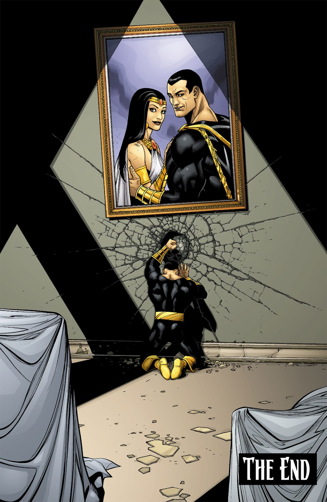 Black Adam: The Dark Age issue 6 - Page 23