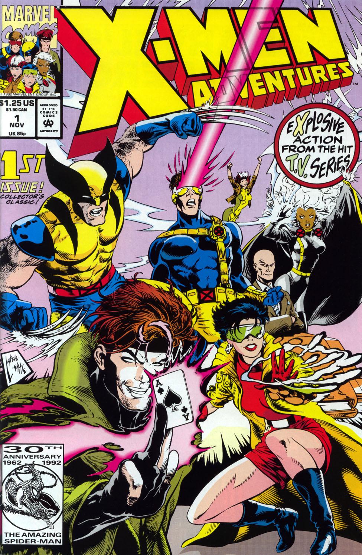 X-Men Adventures (1992) 1 Page 1