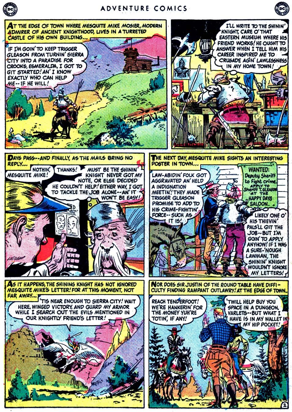 Read online Adventure Comics (1938) comic -  Issue #163 - 18