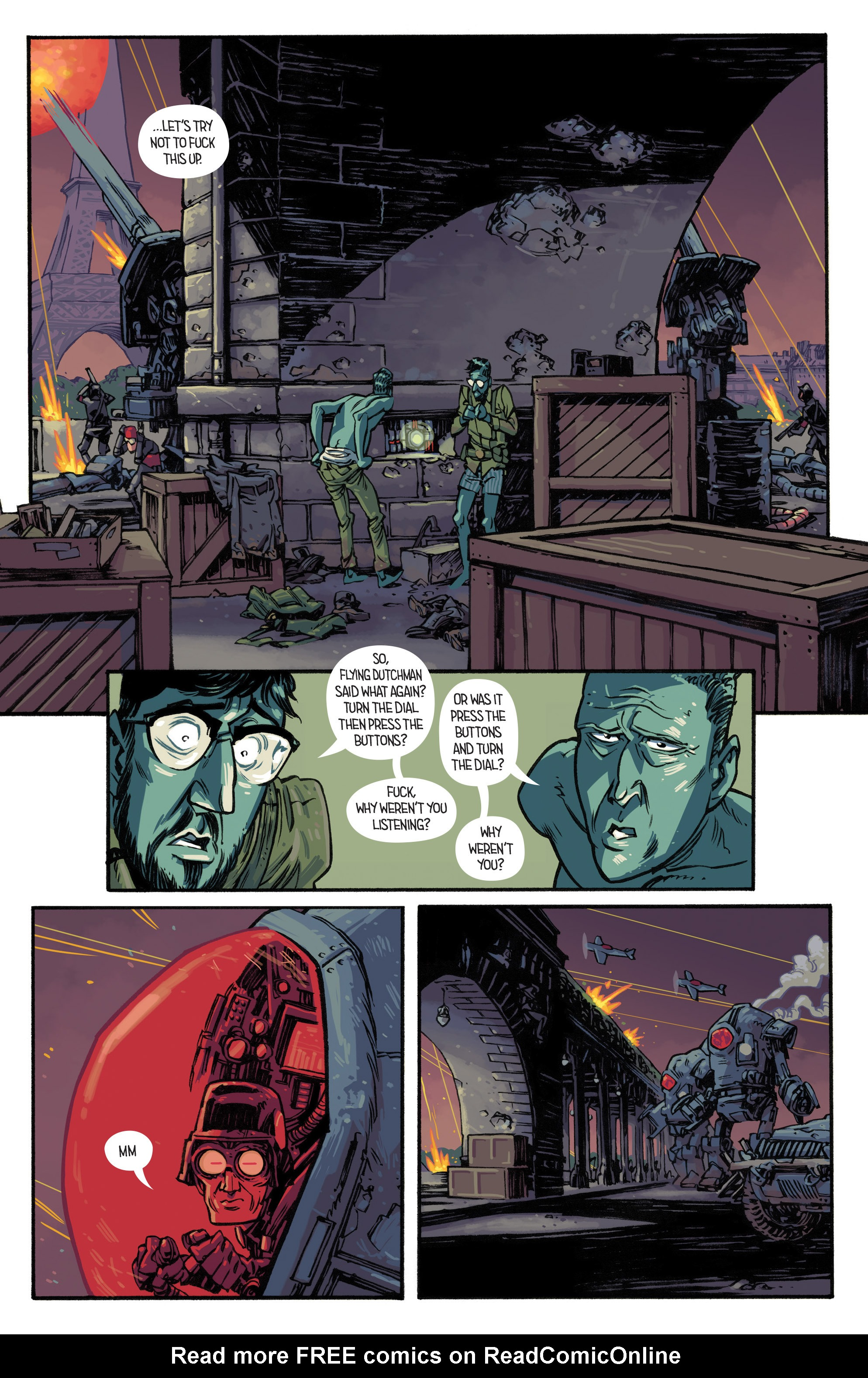 Read online Airboy comic -  Issue #4 - 13