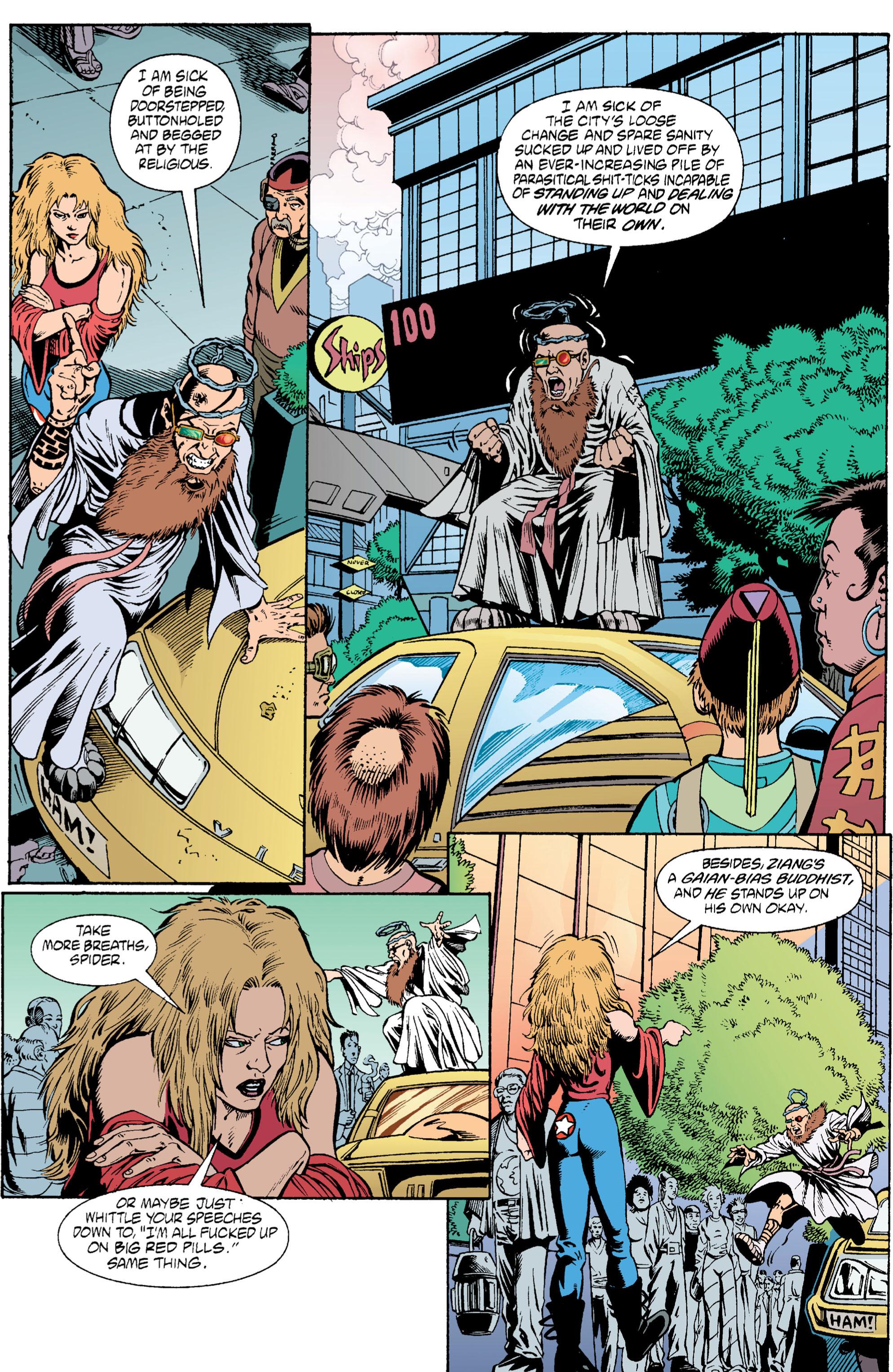 Read online Transmetropolitan comic -  Issue #6 - 8