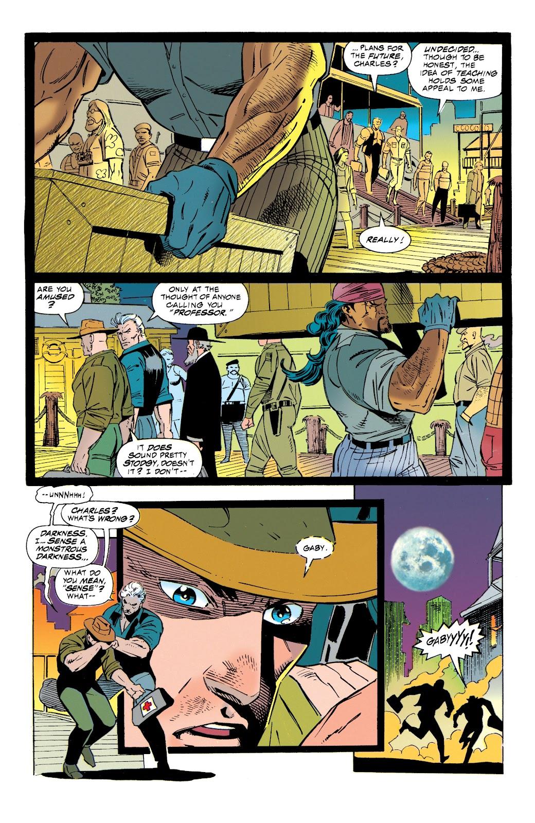 Uncanny X-Men (1963) issue 321 - Page 18