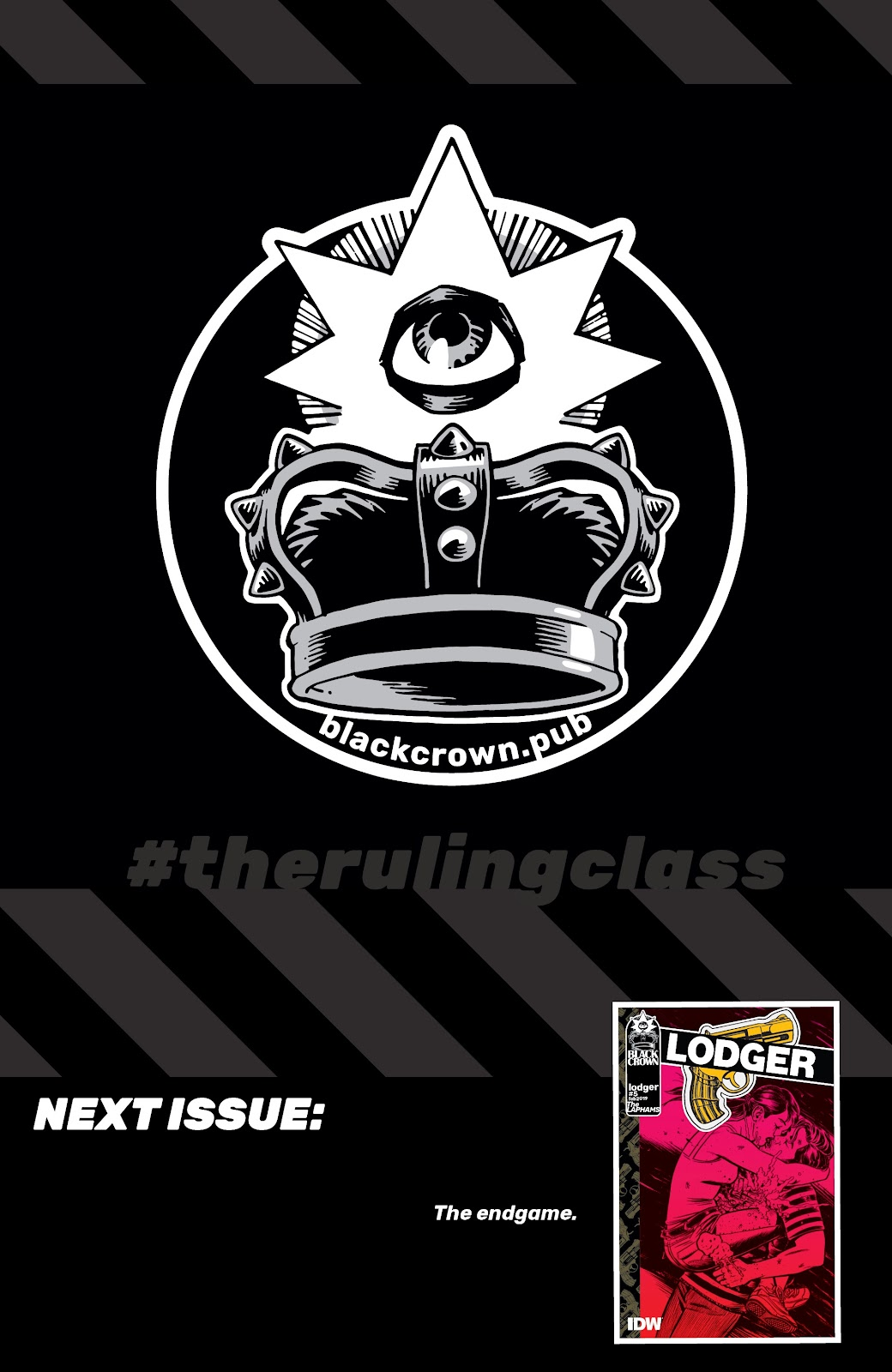 Read online Lodger comic -  Issue #4 - 28