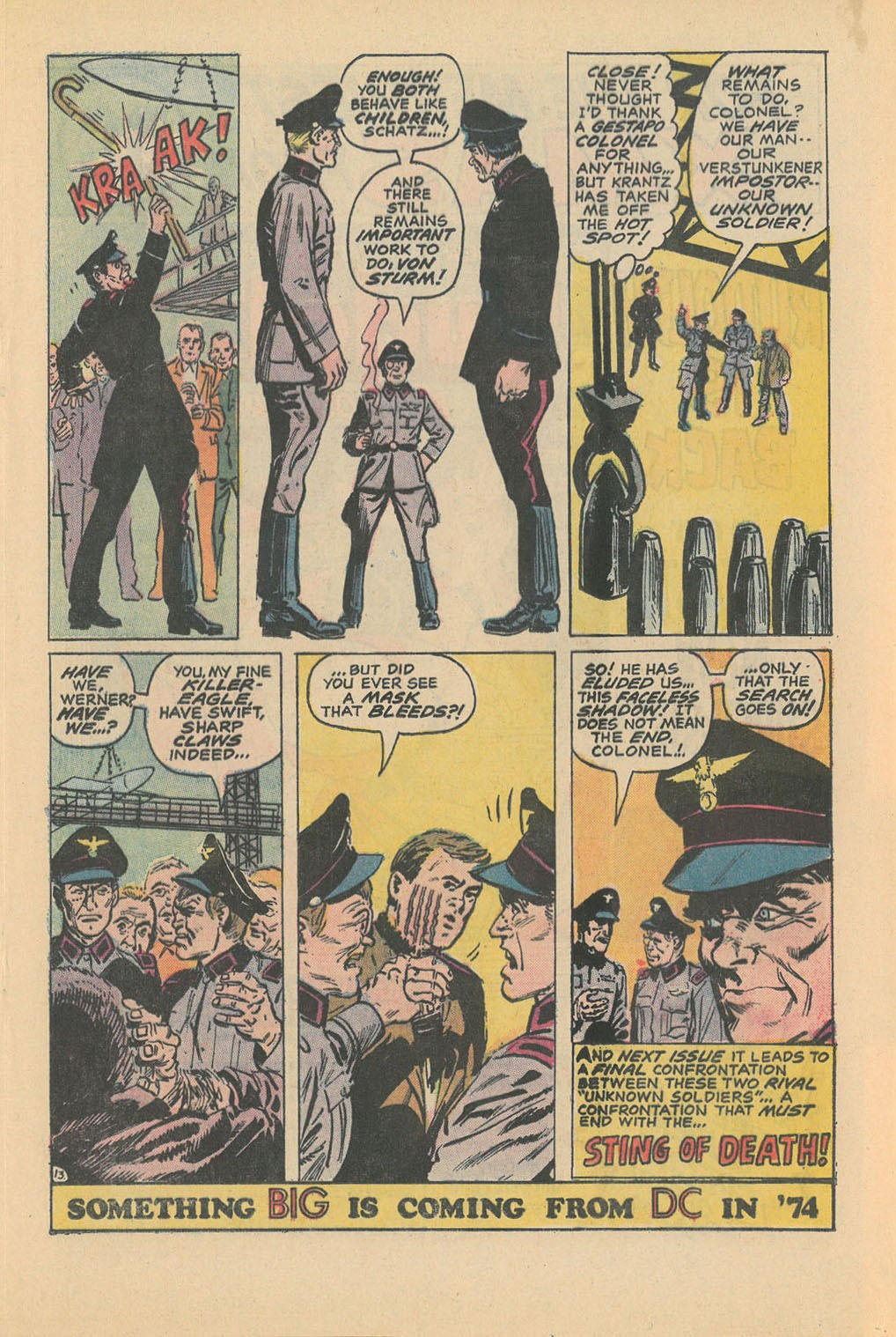 Read online Star Spangled War Stories (1952) comic -  Issue #177 - 17