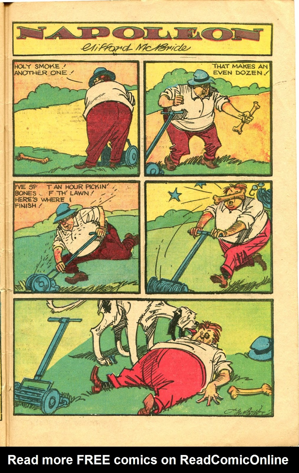 Read online Famous Funnies comic -  Issue #147 - 49