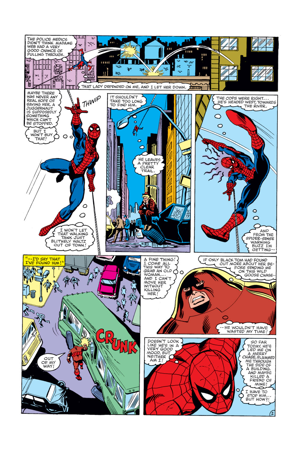 The Amazing Spider-Man (1963) 230 Page 2