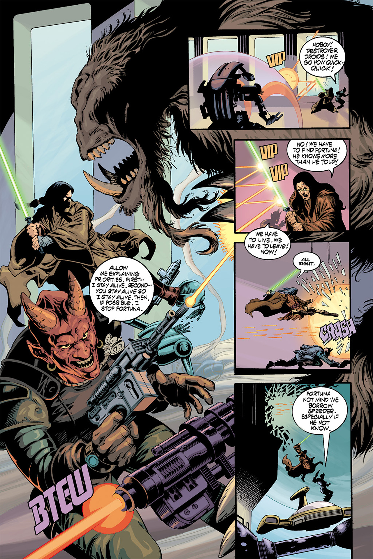 Read online Star Wars Omnibus comic -  Issue # Vol. 15 - 37