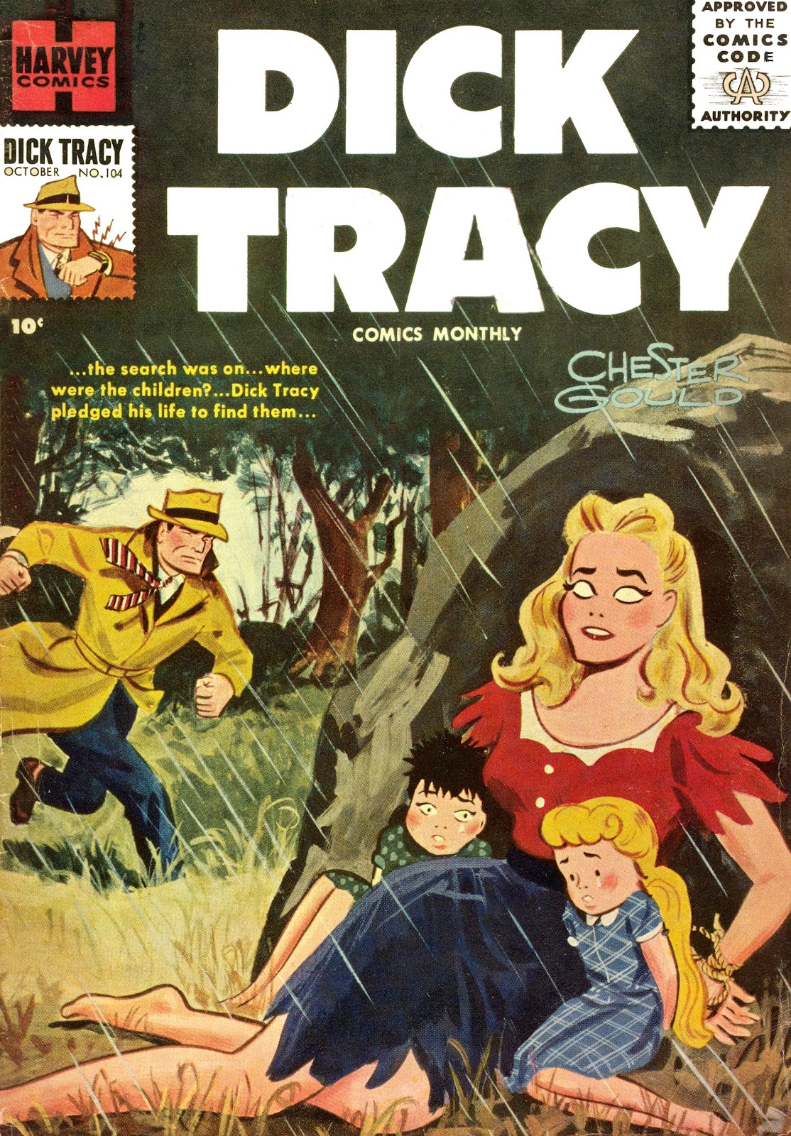 Dick Tracy (1950) 104 Page 1