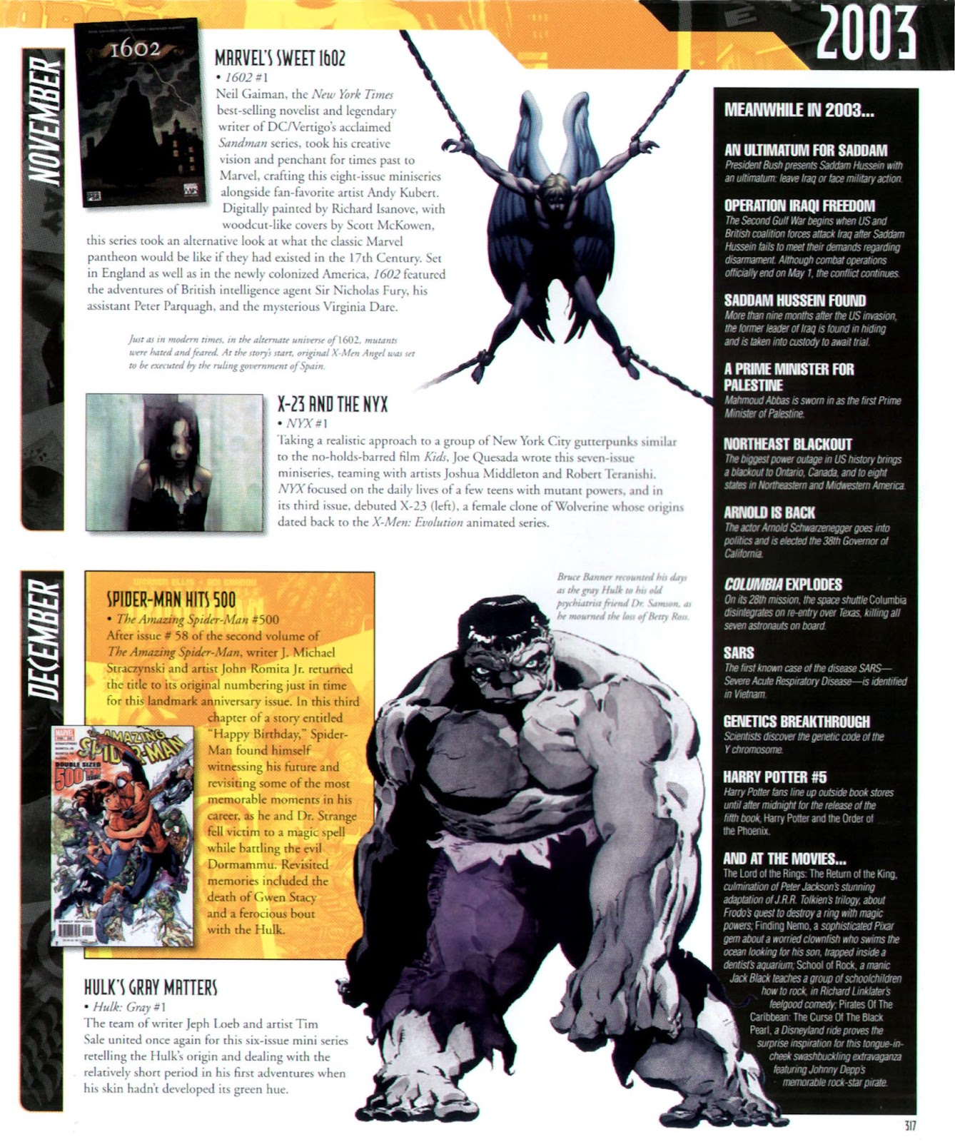 Read online Marvel Chronicle comic -  Issue # TPB (Part 3) - 95