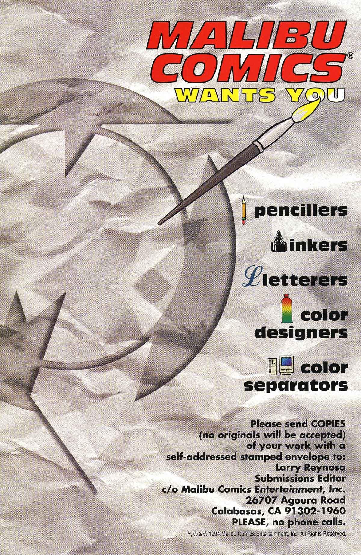 Read online Rune (1994) comic -  Issue #6 - 34
