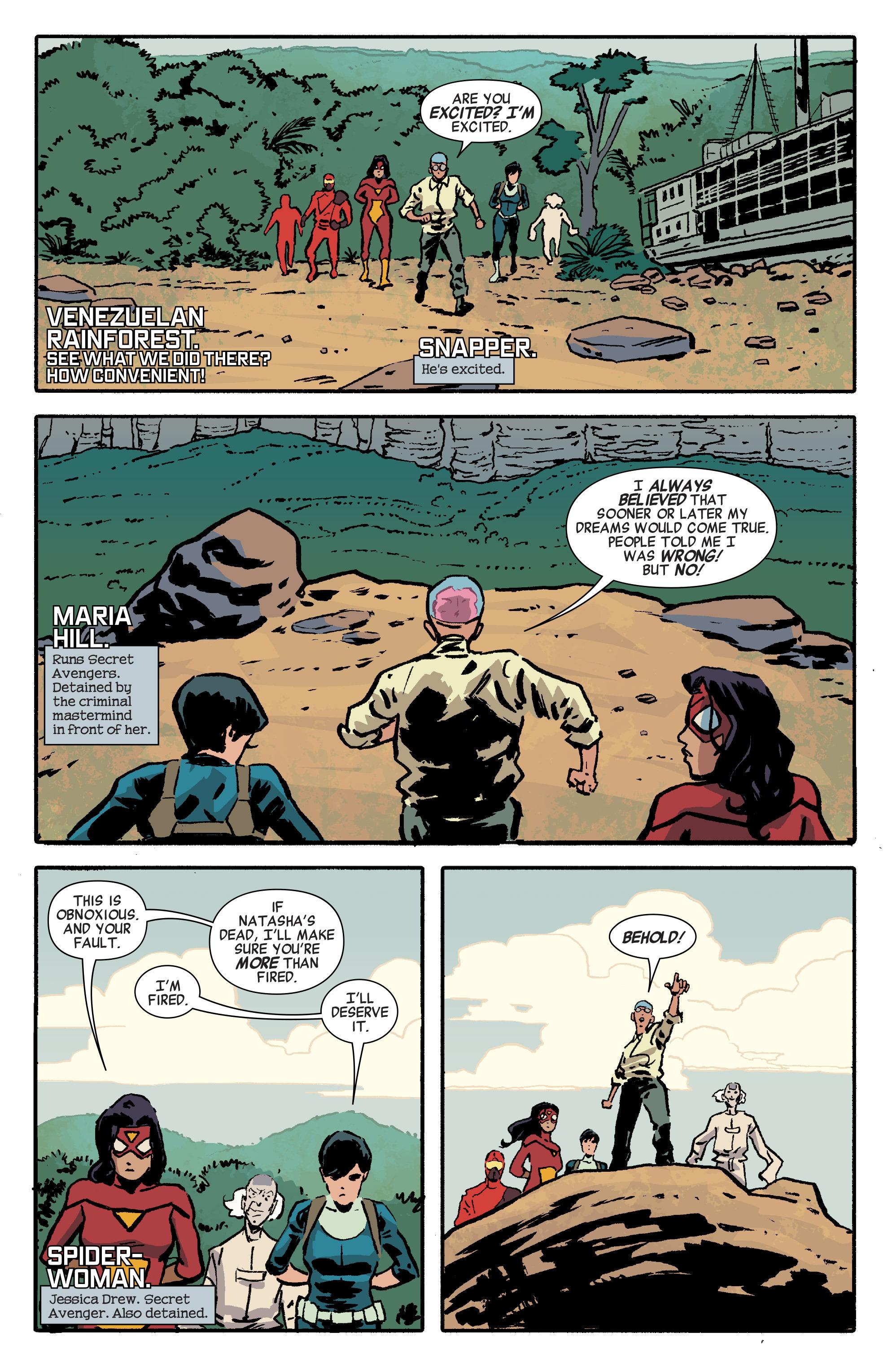 Read online Secret Avengers (2014) comic -  Issue #12 - 11