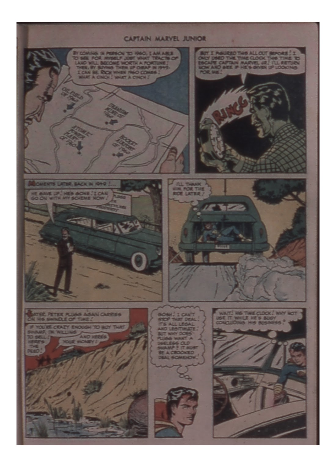 Captain Marvel, Jr. issue 81 - Page 23