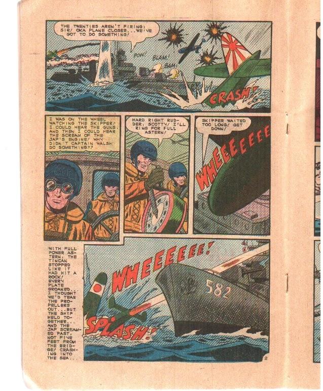 Read online Fightin' Navy comic -  Issue #122 - 18