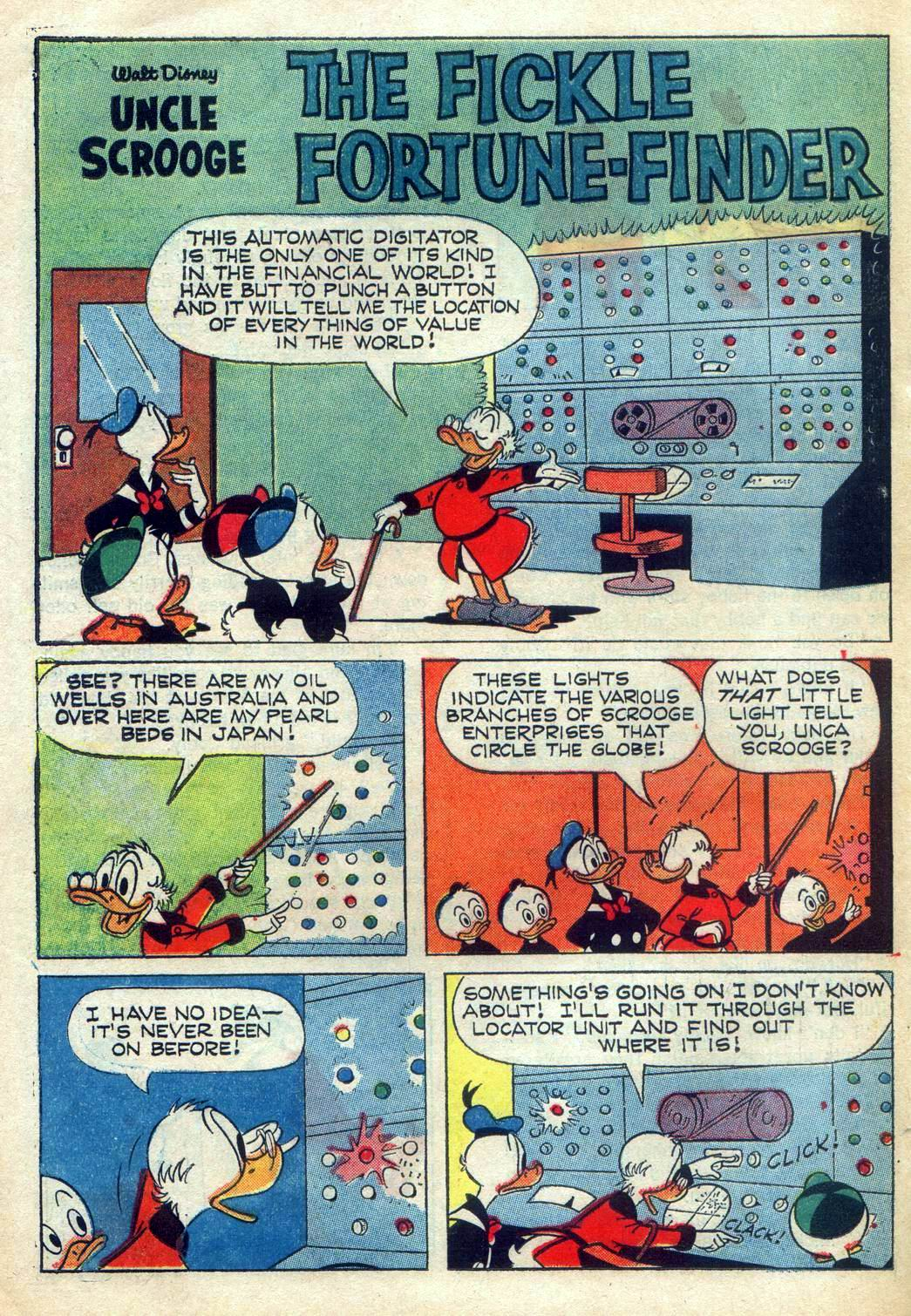Read online Uncle Scrooge (1953) comic -  Issue #78 - 22