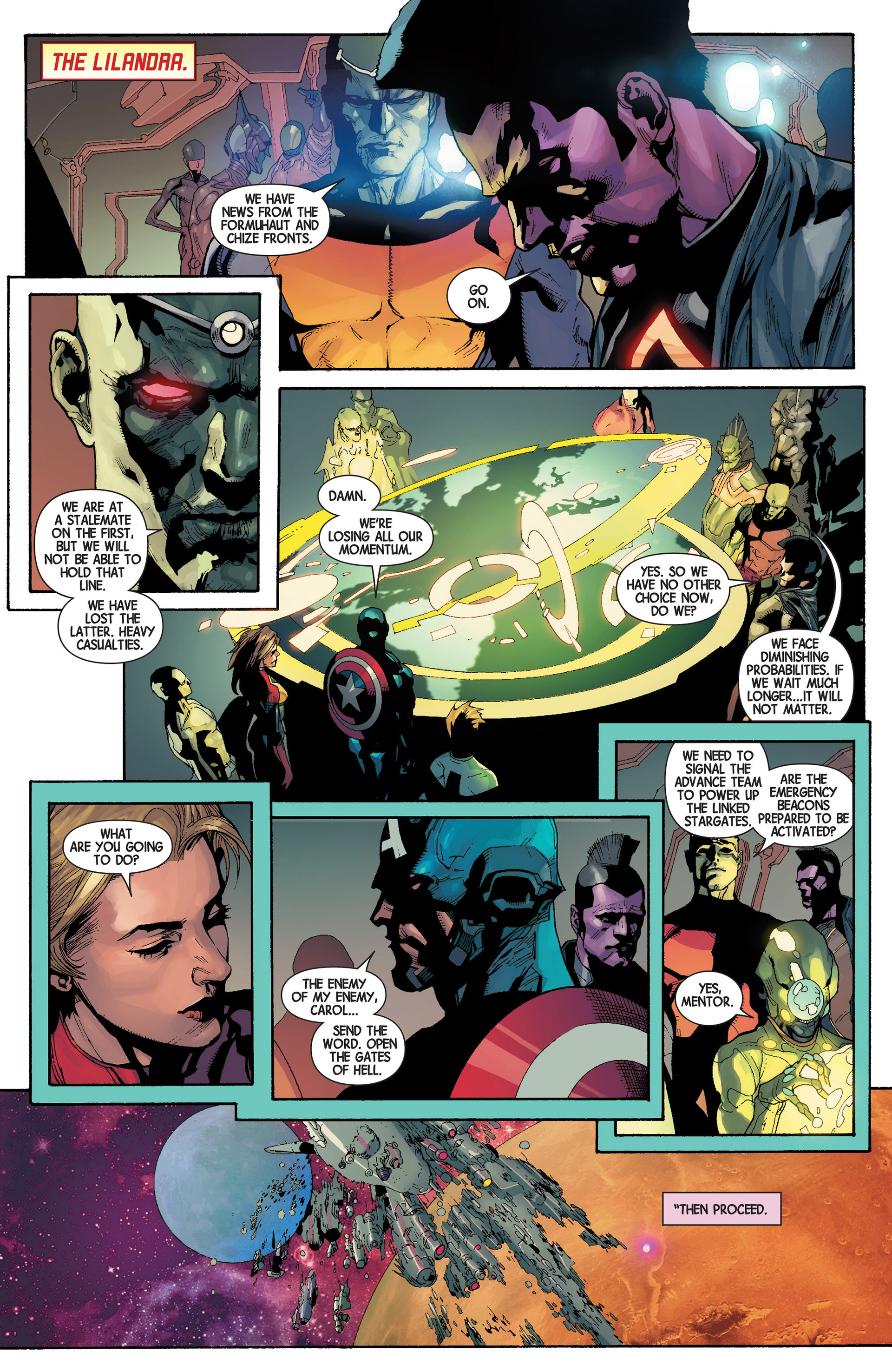 Read online Avengers (2013) comic -  Issue #21 - 15