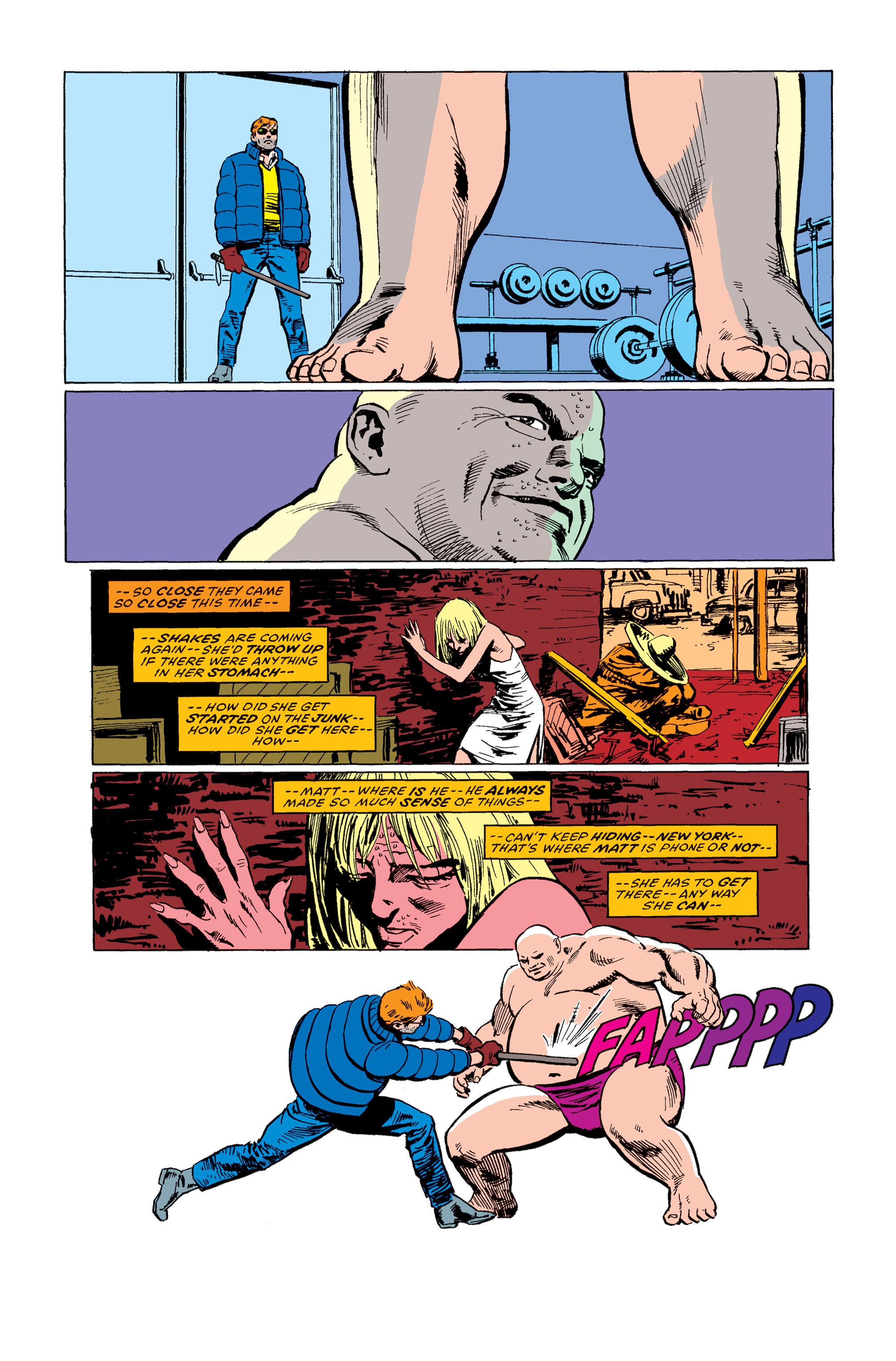 Read online Daredevil: Born Again comic -  Issue # Full - 70