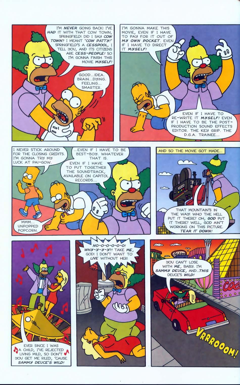 Read online Simpsons Comics comic -  Issue #50 - 53