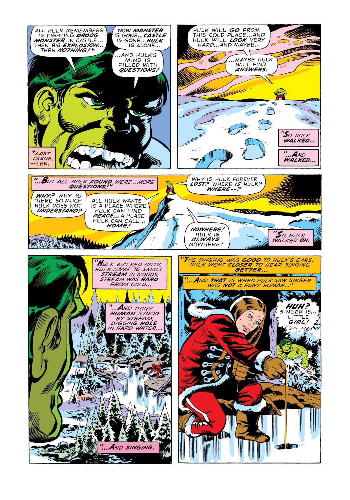 Read online Marvel Masterworks: The Incredible Hulk comic -  Issue # TPB 11 (Part 2) - 3