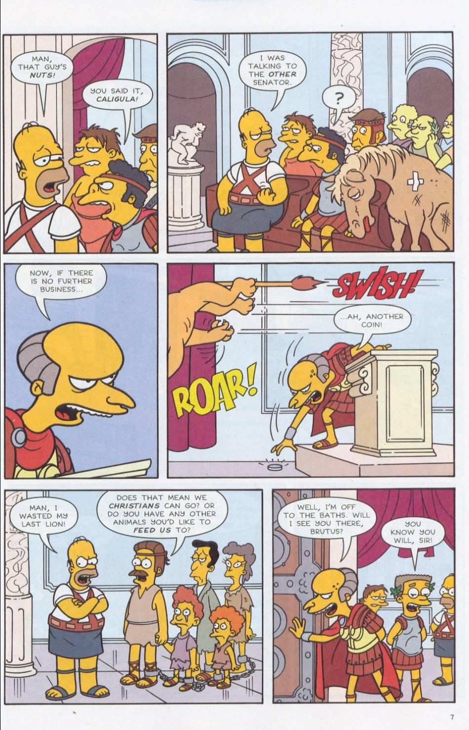 Read online Simpsons Comics comic -  Issue #76 - 8
