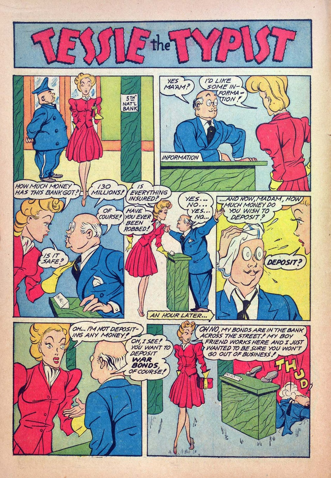 Read online Joker Comics comic -  Issue #4 - 10