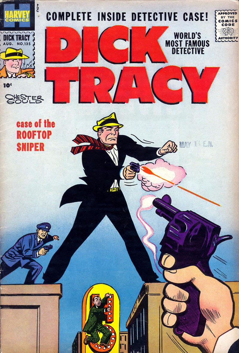 Dick Tracy (1950) 135 Page 1