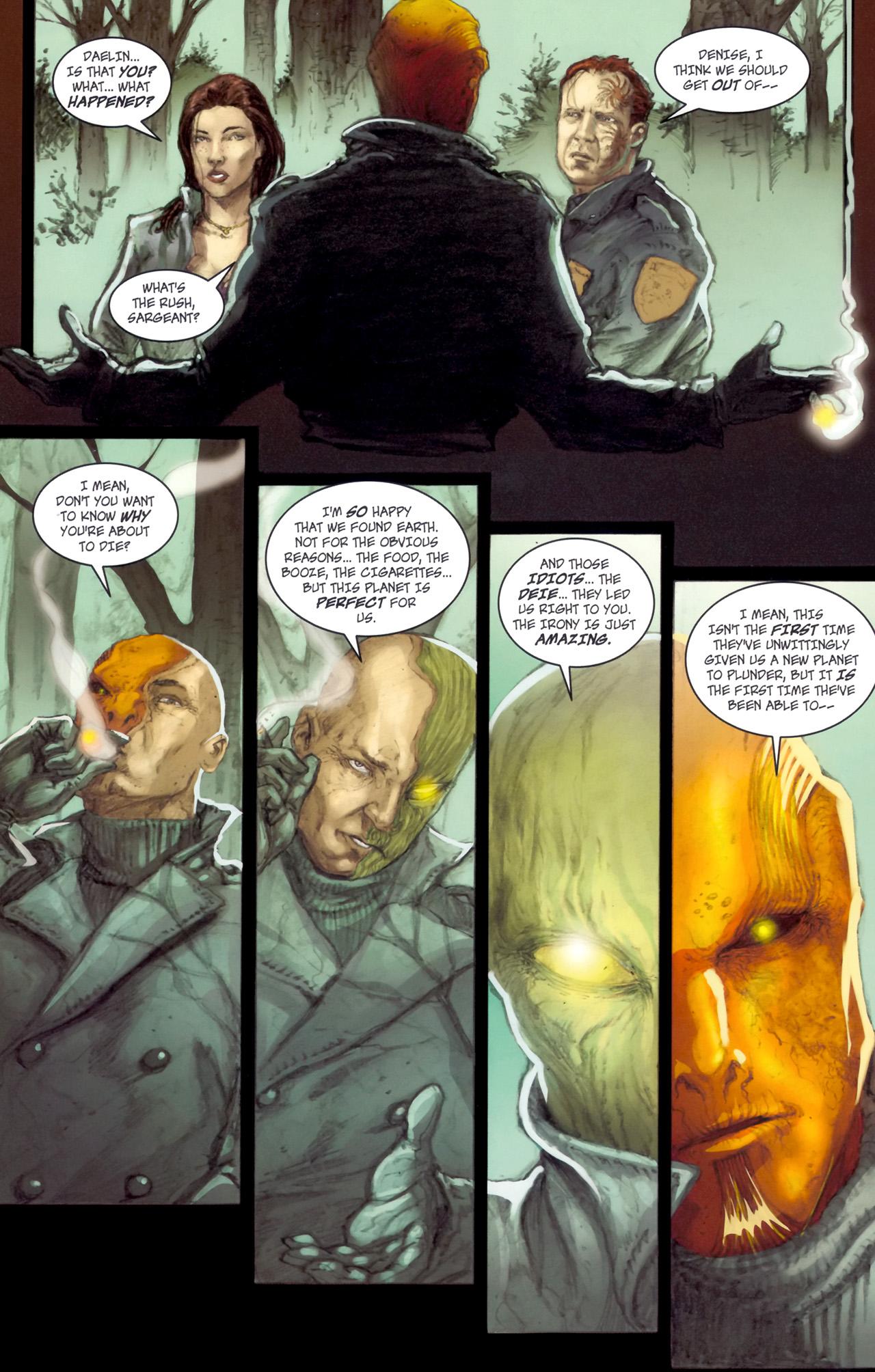Read online Phoenix comic -  Issue #5 - 21