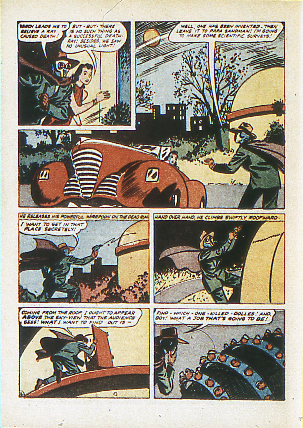 Read online Adventure Comics (1938) comic -  Issue #62 - 61