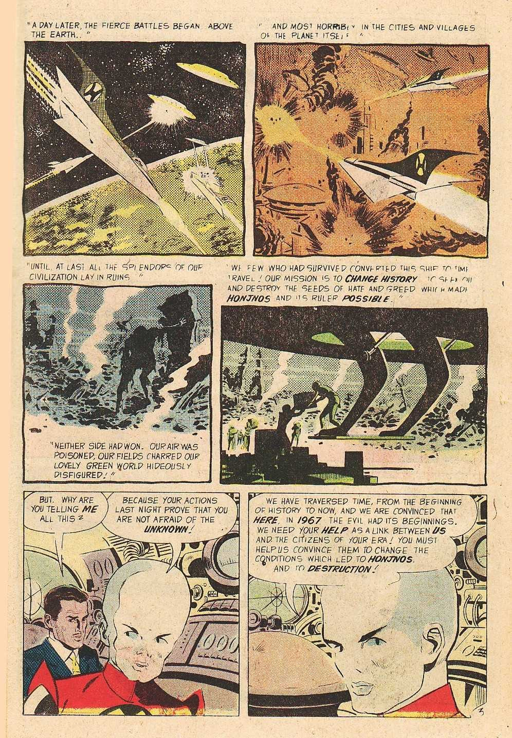 Space Adventures (1968) issue 1 - Page 26