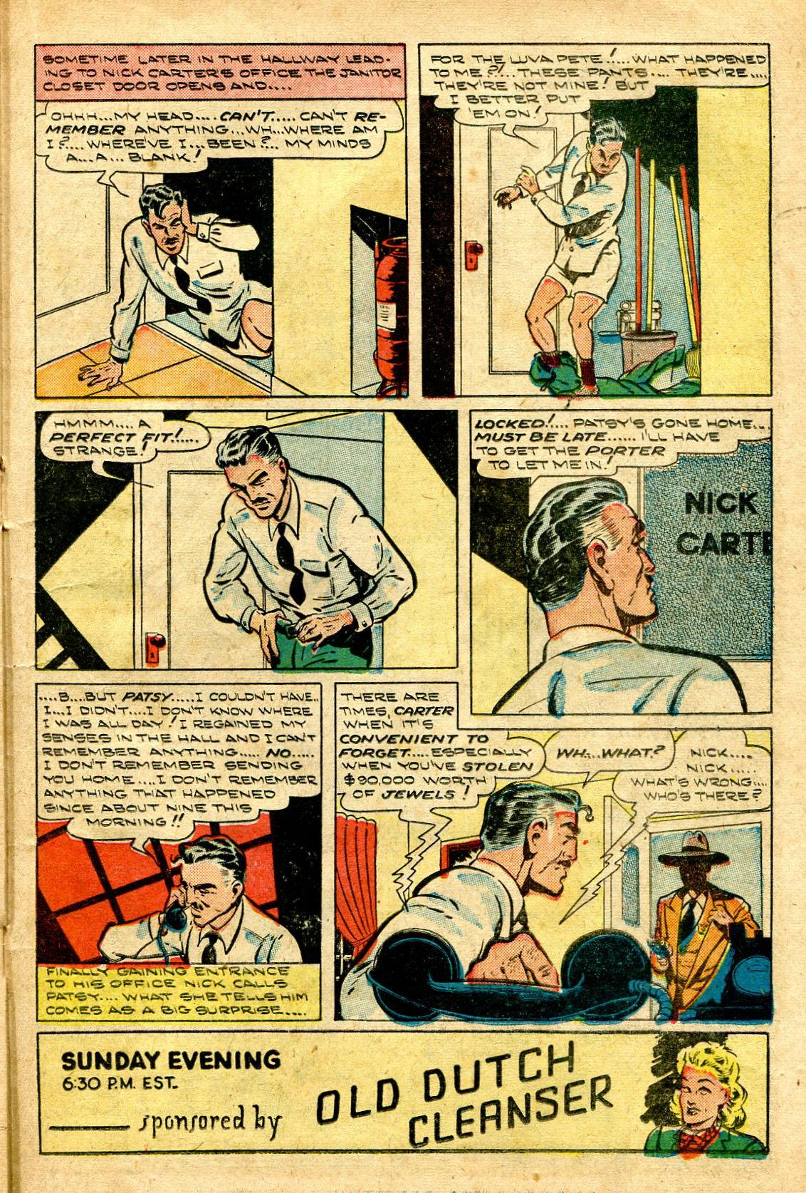 Read online Shadow Comics comic -  Issue #96 - 31