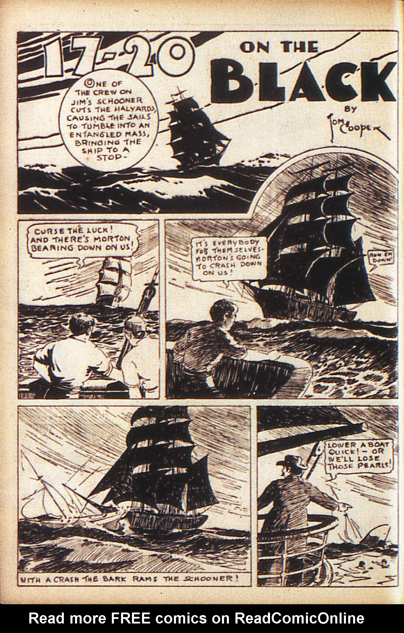 Read online Adventure Comics (1938) comic -  Issue #10 - 29