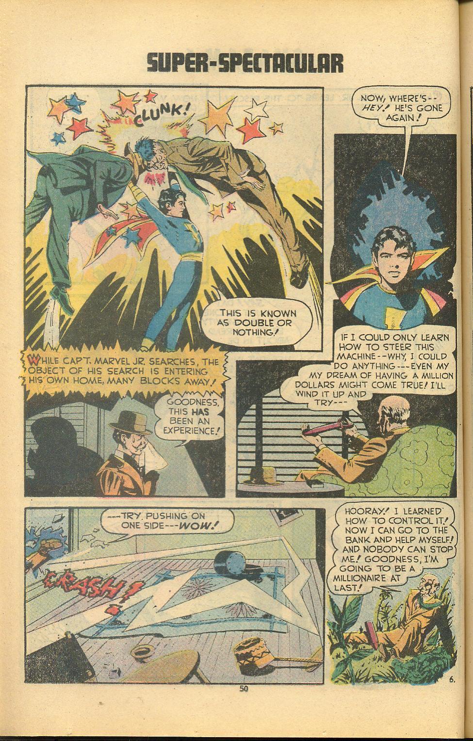 Read online Shazam! (1973) comic -  Issue #8 - 50