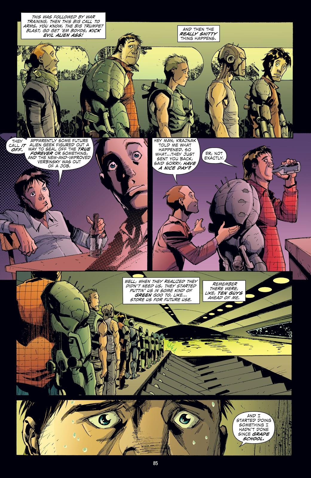 Read online Strange Adventures (2014) comic -  Issue # TPB (Part 1) - 82
