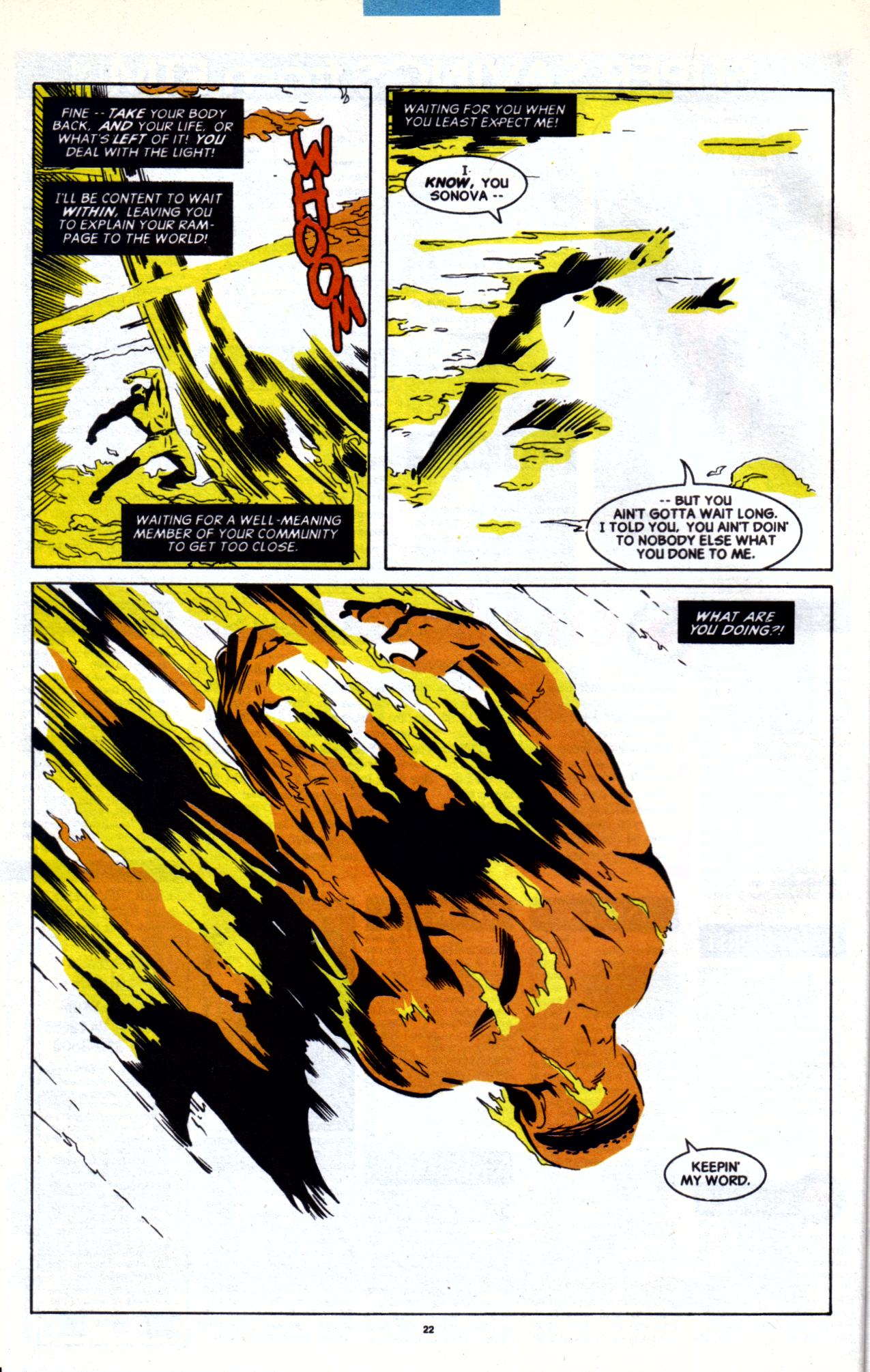 Cage (1992) issue 20 - Page 17