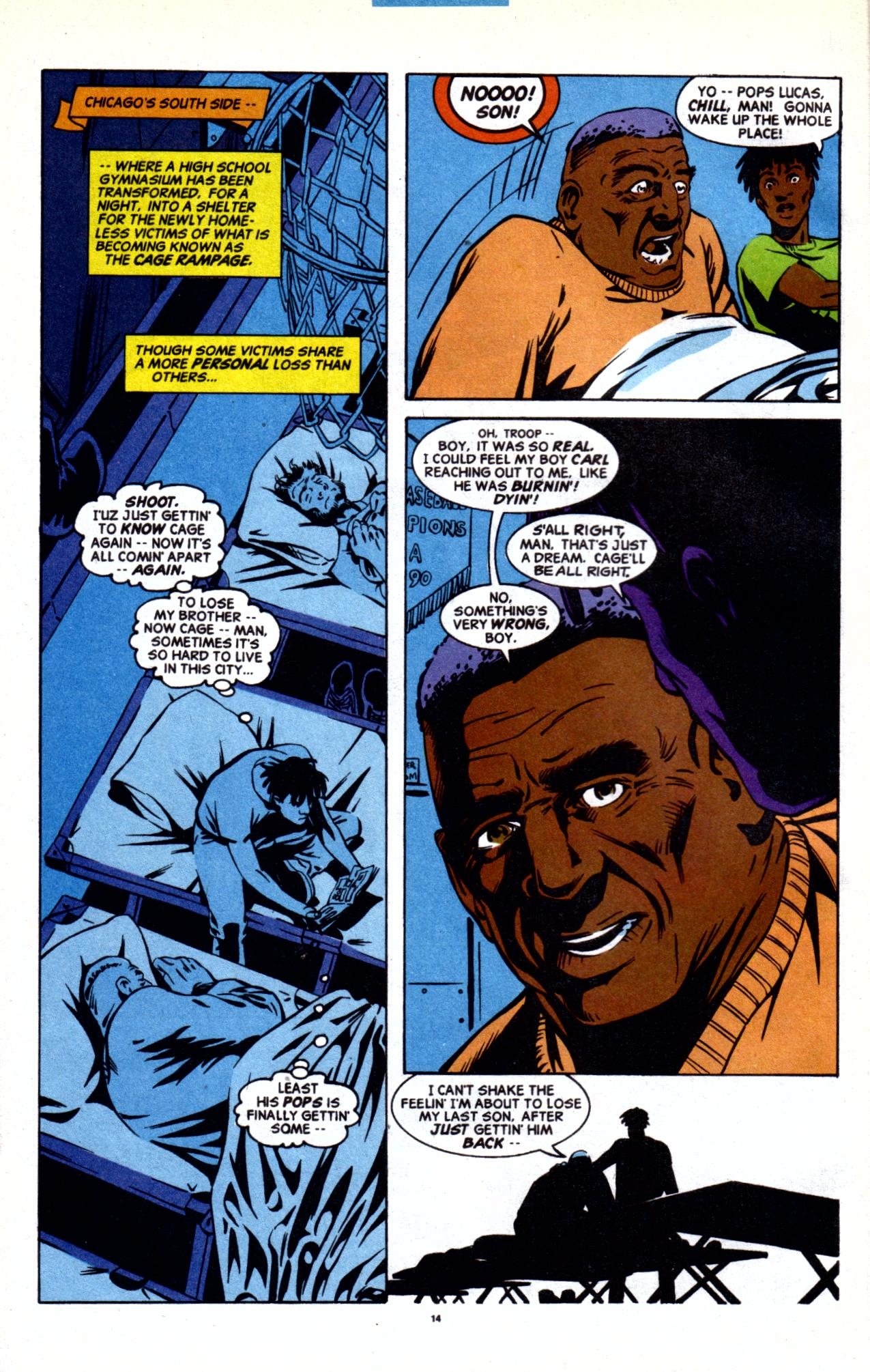 Cage (1992) issue 20 - Page 10