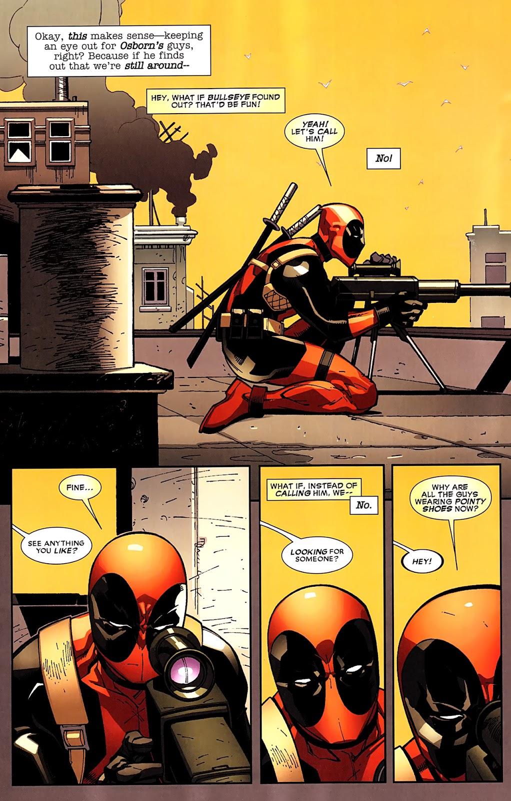 Read online Deadpool (2008) comic -  Issue #16 - 14