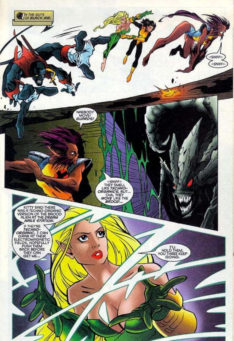 Excalibur (1988) issue 100 - Page 25