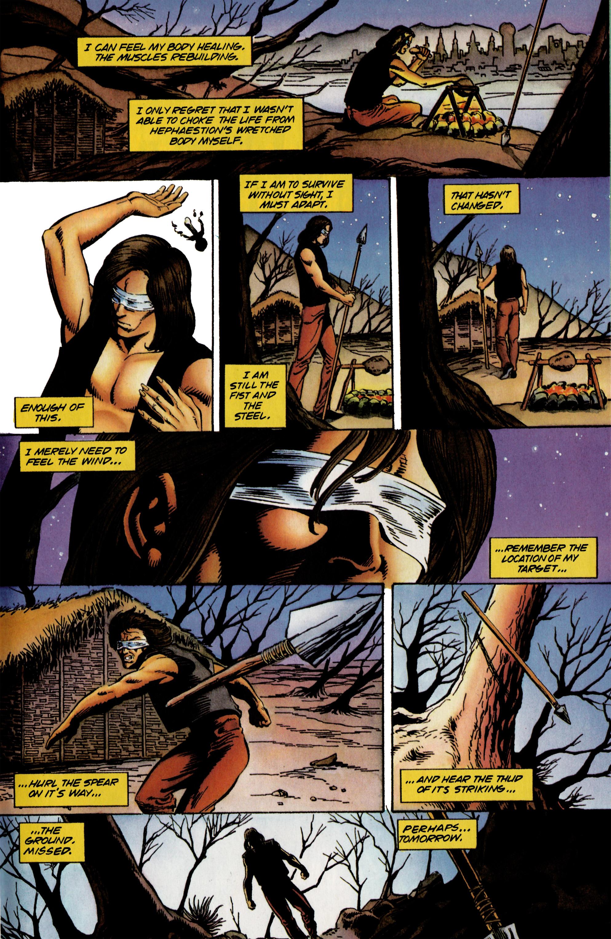 Read online Eternal Warrior (1992) comic -  Issue #23 - 13
