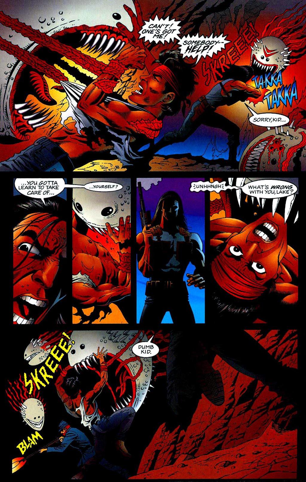 Read online Turok, Dinosaur Hunter (1993) comic -  Issue #40 - 13