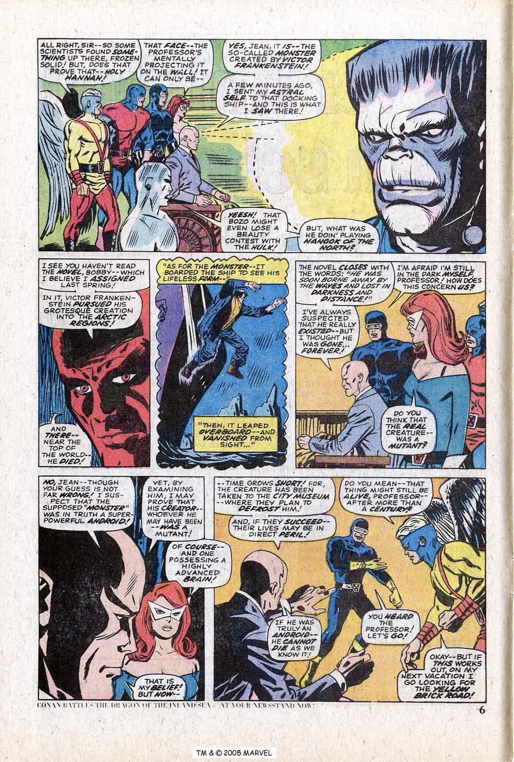 Uncanny X-Men (1963) 88 Page 7