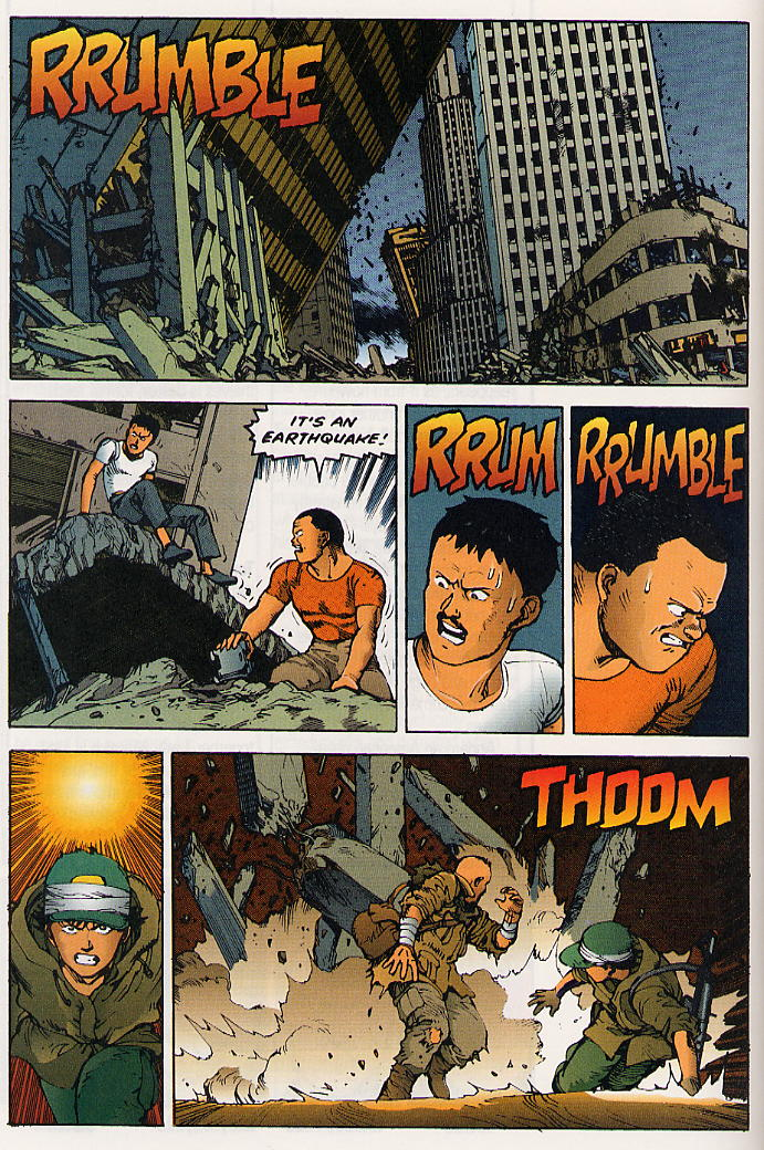 Read online Akira comic -  Issue #25 - 9