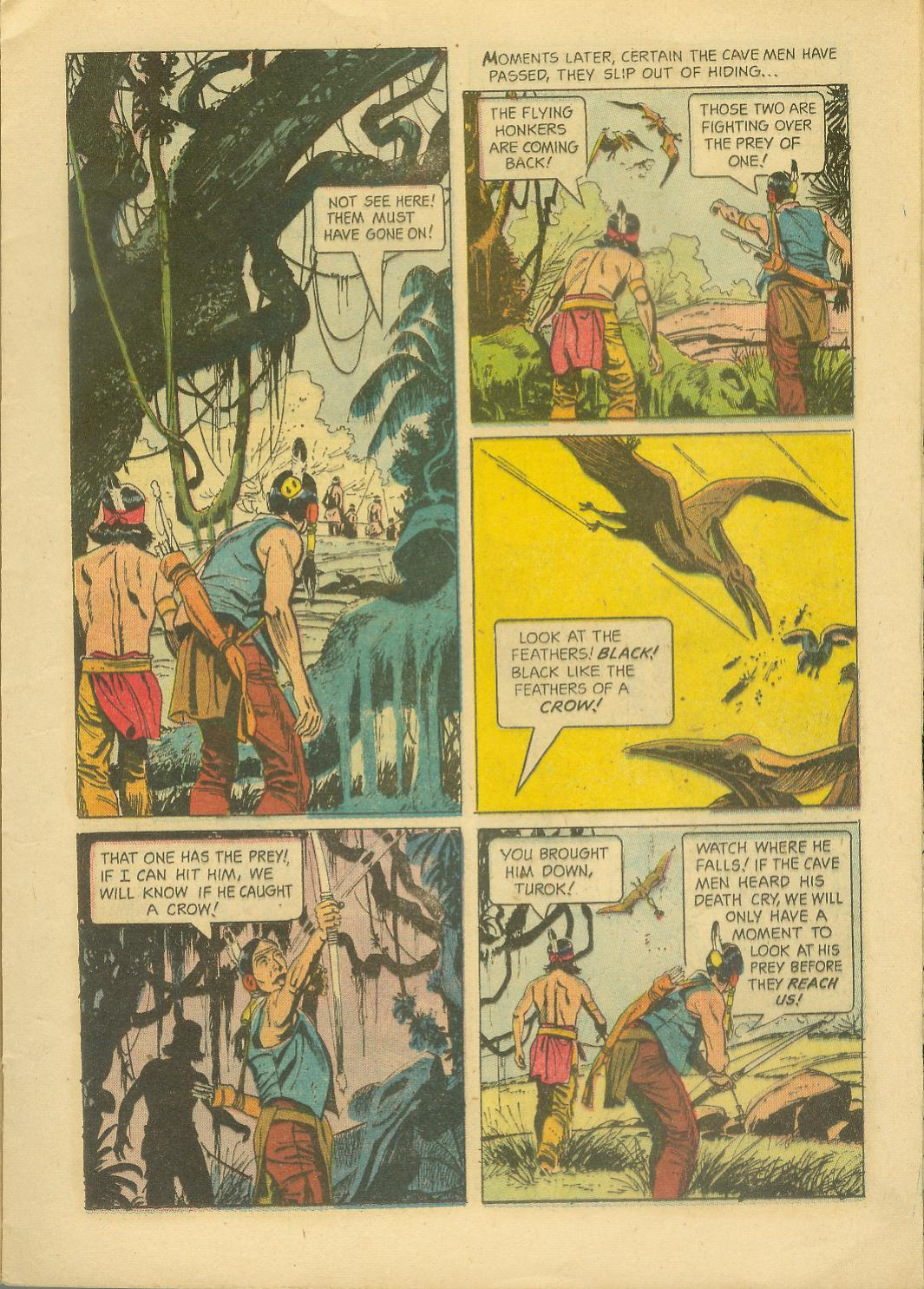 Read online Turok, Son of Stone comic -  Issue #30 - 13