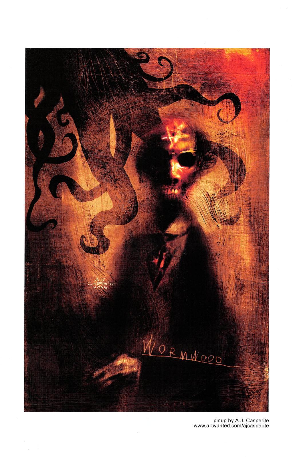 Read online Wormwood: Gentleman Corpse comic -  Issue #4 - 29