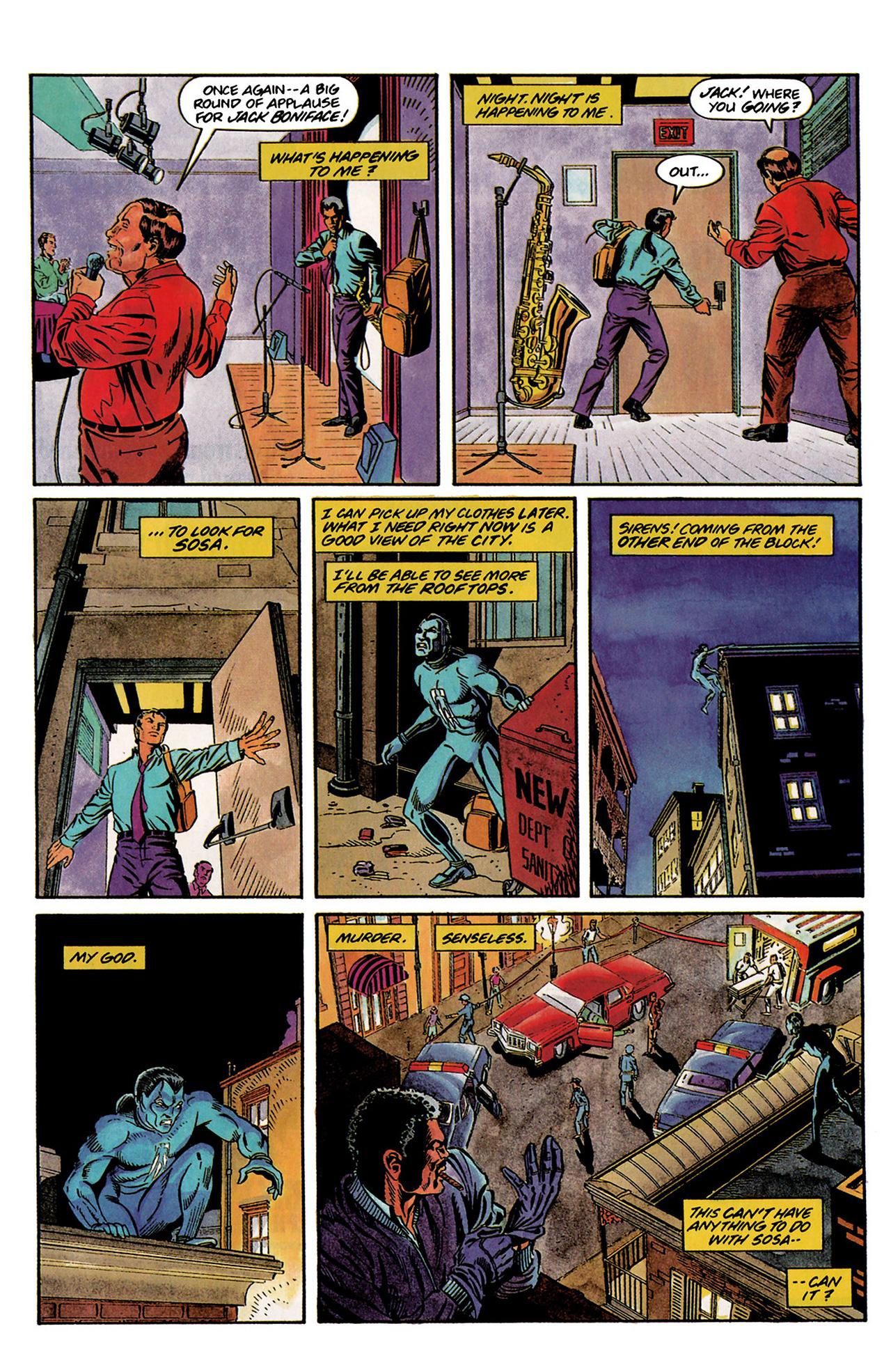 Read online Shadowman (1992) comic -  Issue #3 - 15