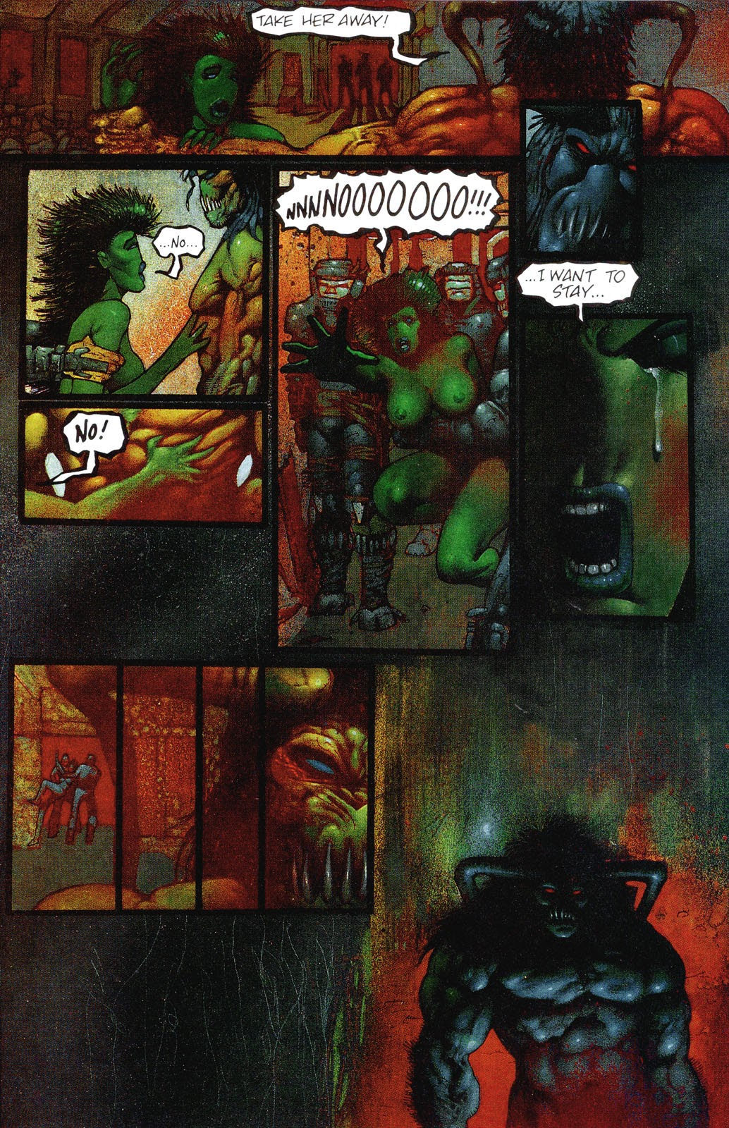 Read online Melting Pot comic -  Issue #2 - 18