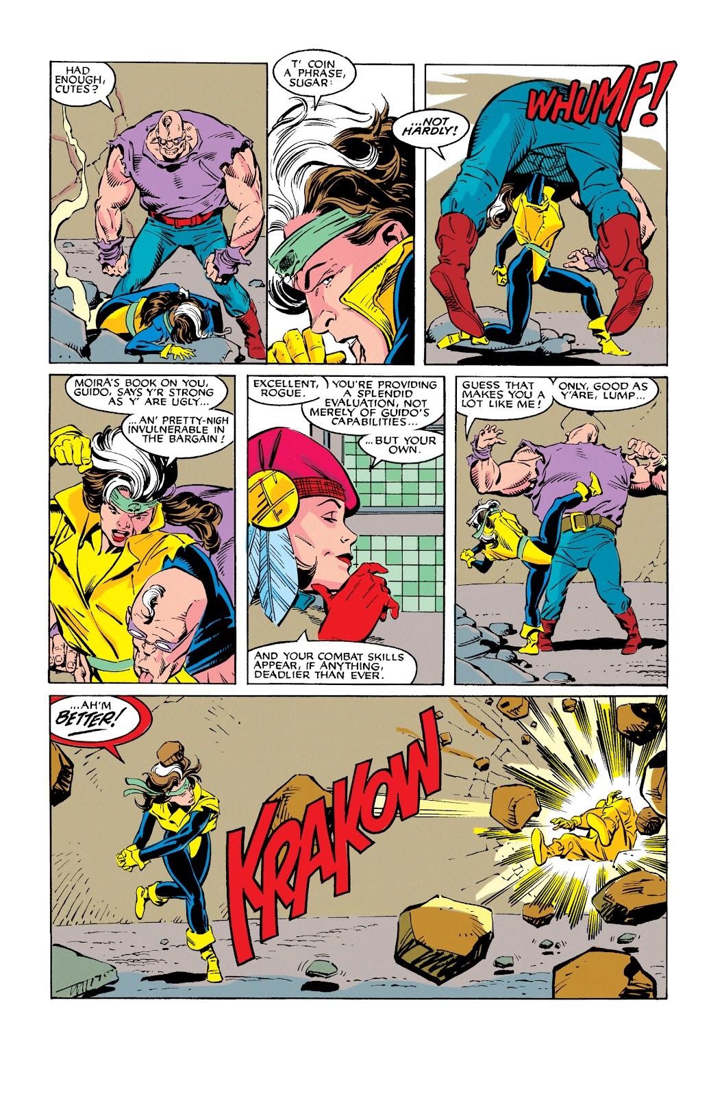 Uncanny X-Men (1963) issue 278 - Page 10