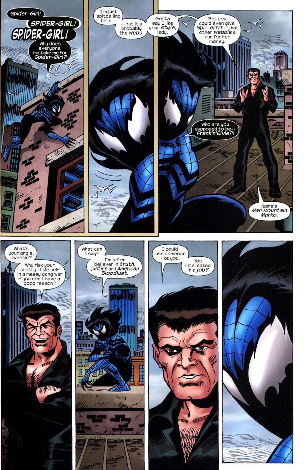 Web of Spider-Man (2009) Issue #5 #5 - English 28