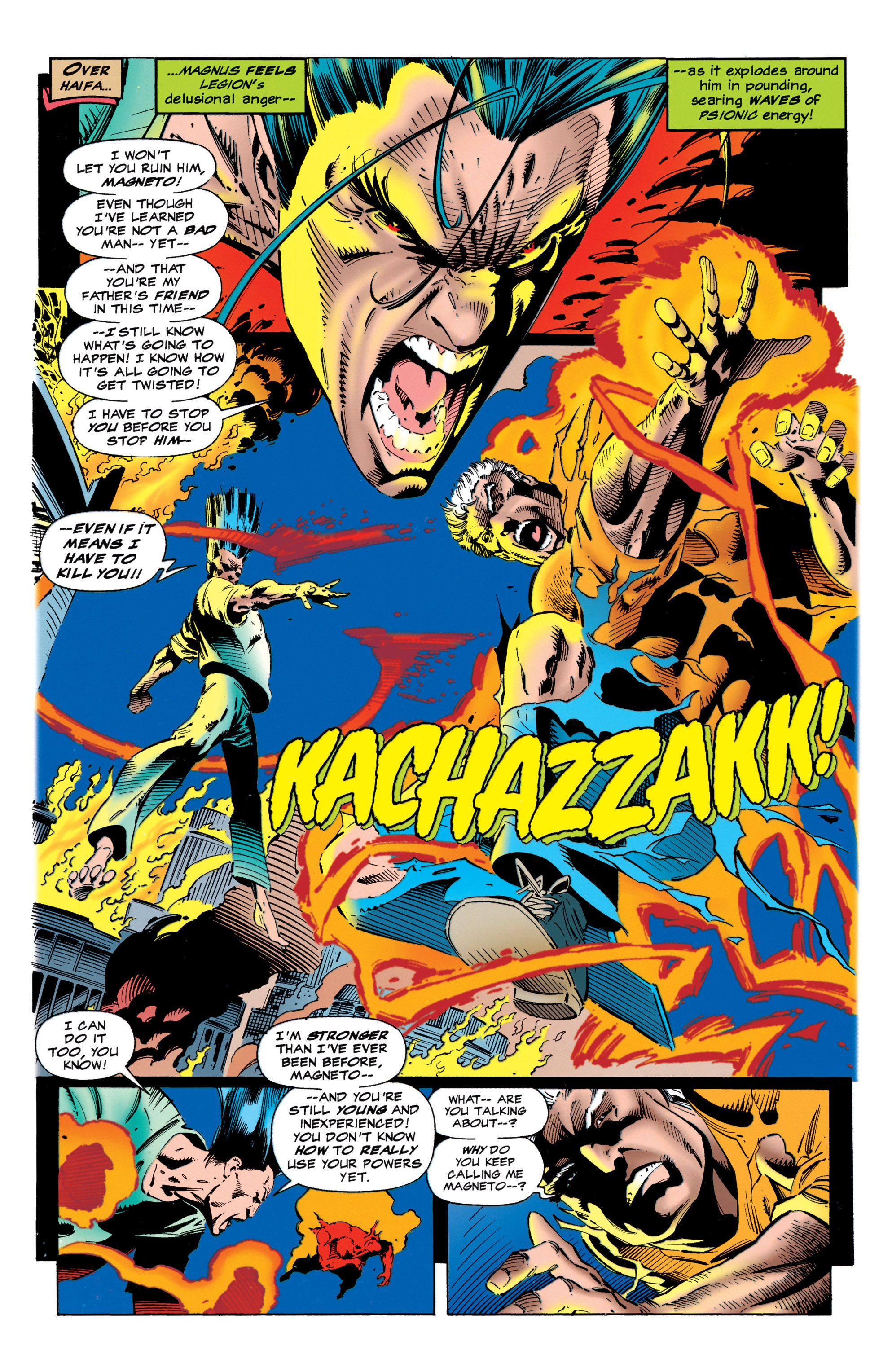 X-Men (1991) 41 Page 10
