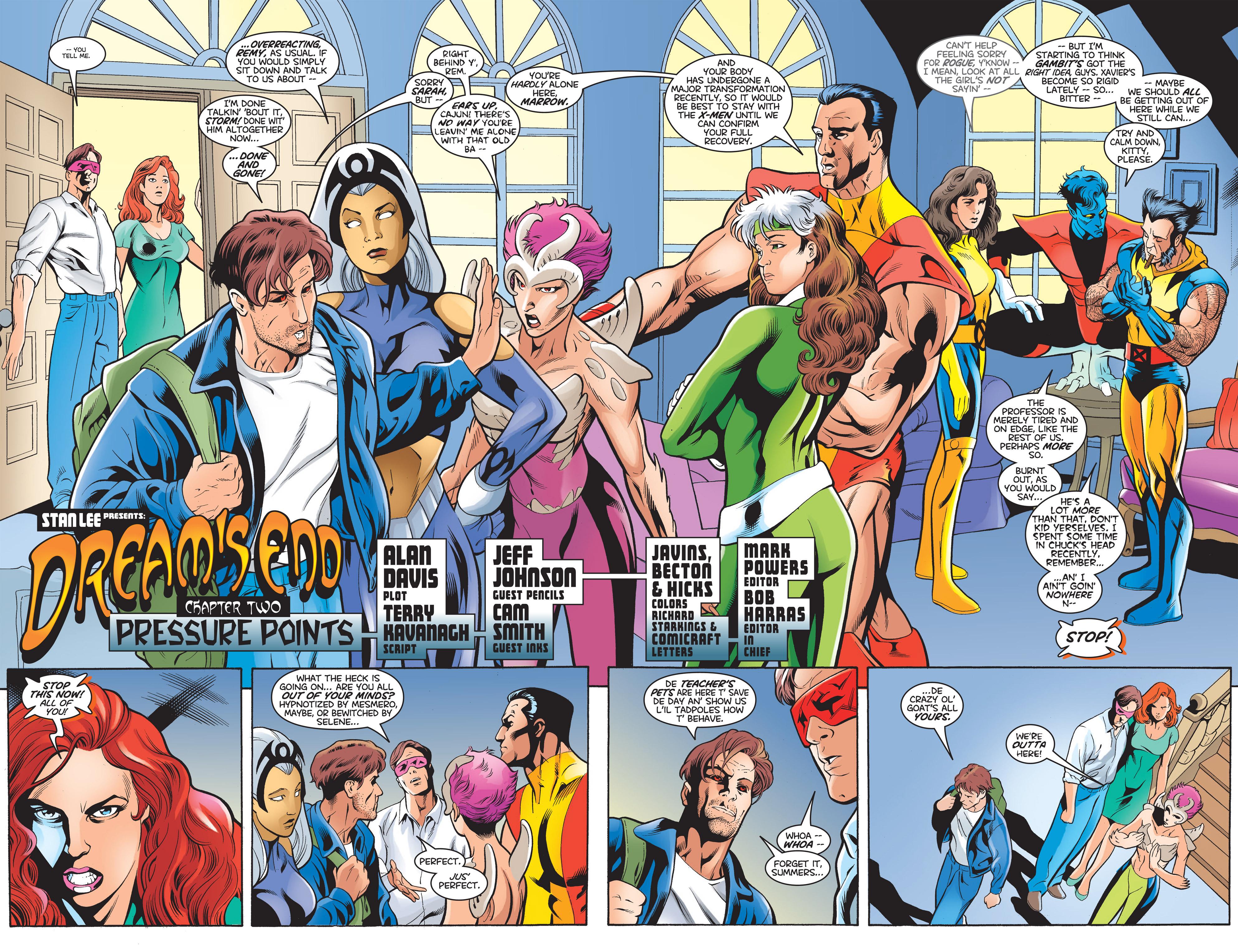 X-Men (1991) 92 Page 2
