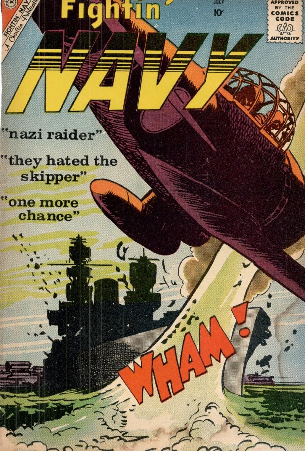 Read online Fightin' Navy comic -  Issue #93 - 1